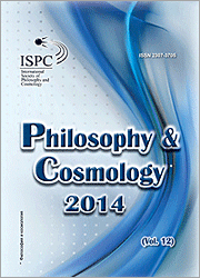 Philosophy and Cosmology 2014