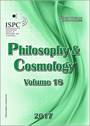 Philosophy and Cosmology 2017