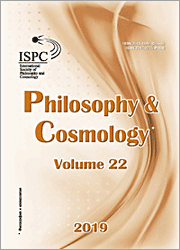 Philosophy and Cosmology 2019-22