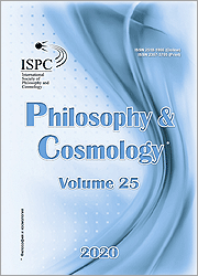 Philosophy and Cosmology 2020-25